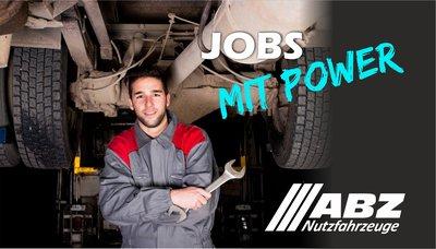 Stellenangebote/Jobs bei ABZ Nutzfahrzeuge