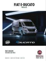 Fiat E-Ducato - der Elektro Transporter