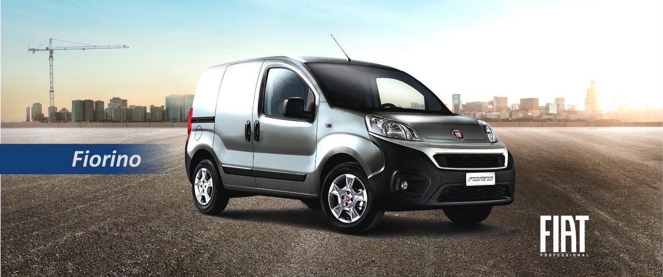 Fiat Fiorino Kastenwagen, der kleine Transporter