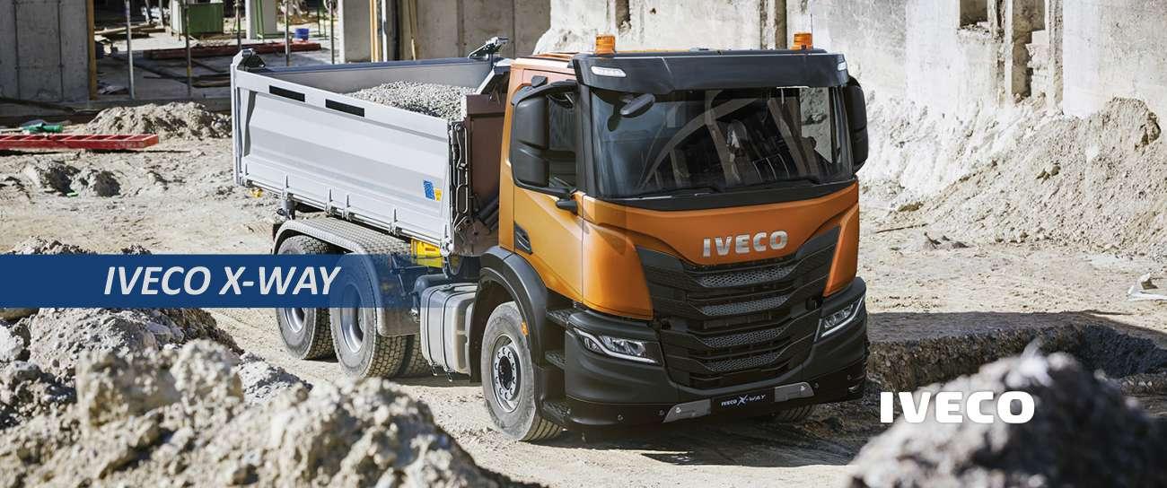 Iveco Nutzfahrzeuge, Iveco X-Way