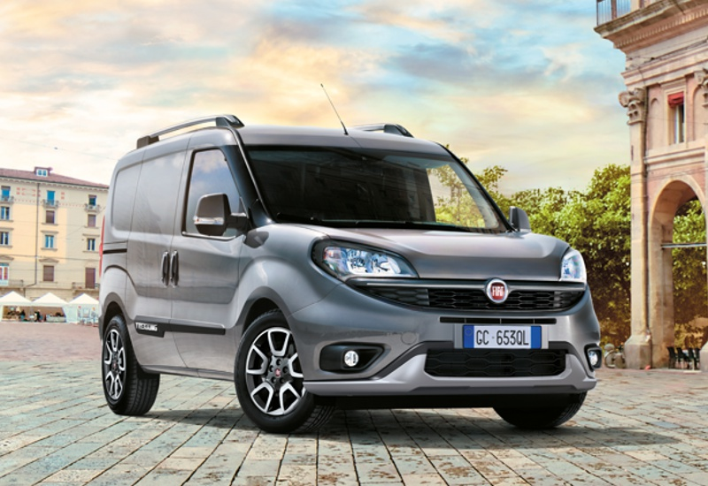 Fiat Doblo Transporter