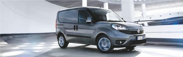 Fiat Doblo Kastenwagen