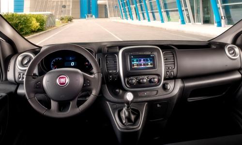 Fiat Talento Kastenwagen