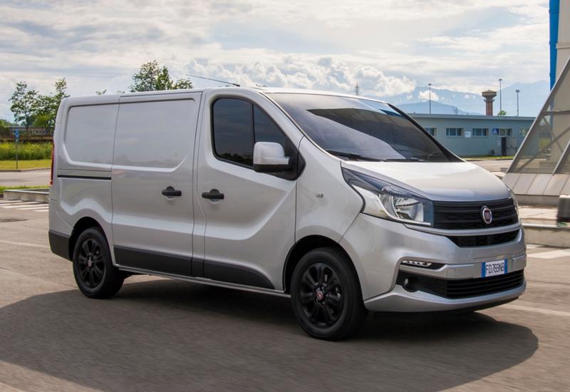 Fiat Talento Kastenwagen/Transporter
