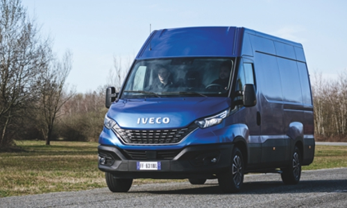 Iveco Daily Kastenwagen