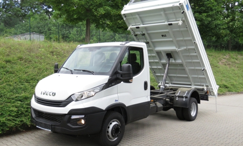 Iveco Daily Kipper
