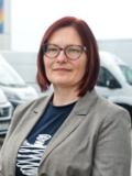 Yvonne Künnert - Prokuristin ABZ Nutzfahrzeuge GmbH